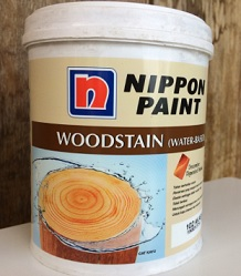 Nippon Paint Woodstain
