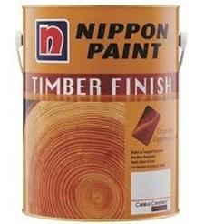 cat kayu nippon paint