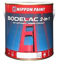 cat nippon paint anti karat