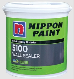 cat dasar tembok nippon paint