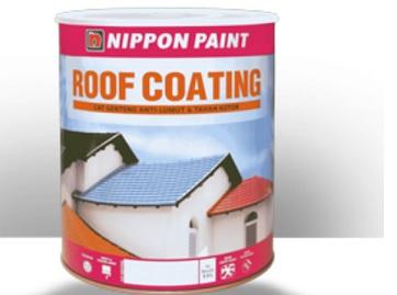 cat genteng nippon paint
