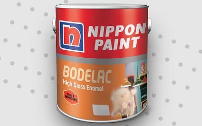 cat minyak nippon paint