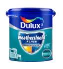 dulux weathershield flash