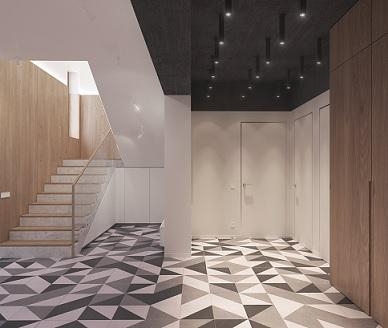keramik lantai modern