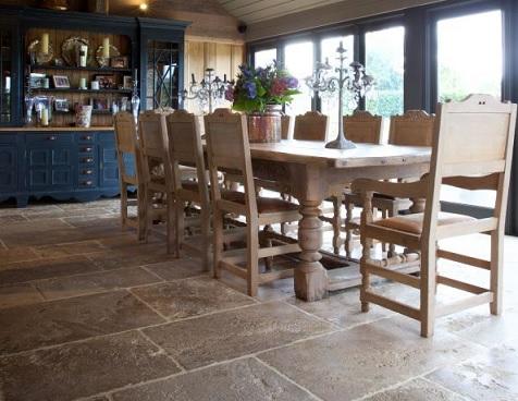 keramik lantai motif batu alam