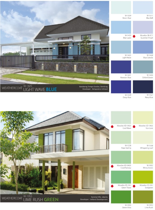 warna cat mowilex untuk exterior