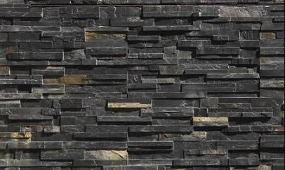 Batu Alam wall clading