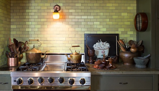 keramik dapur klasik