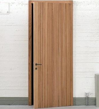 model daun pintu kayu polos